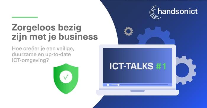 Visuals ICT-Talks #1