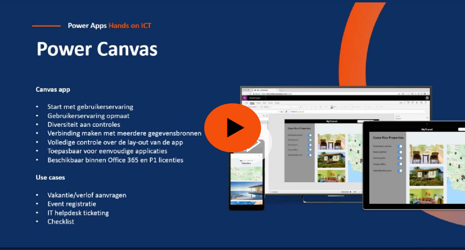 Webinar Microsoft Power Platform