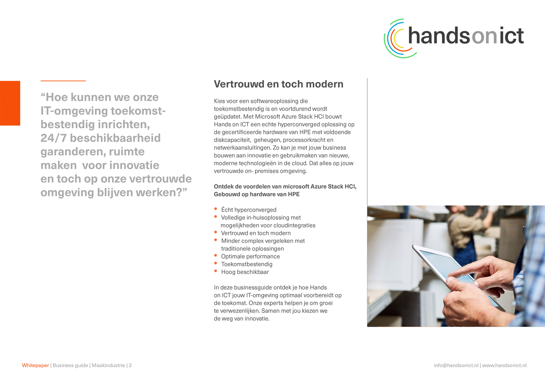 Sneak preview_business guide industrie 2